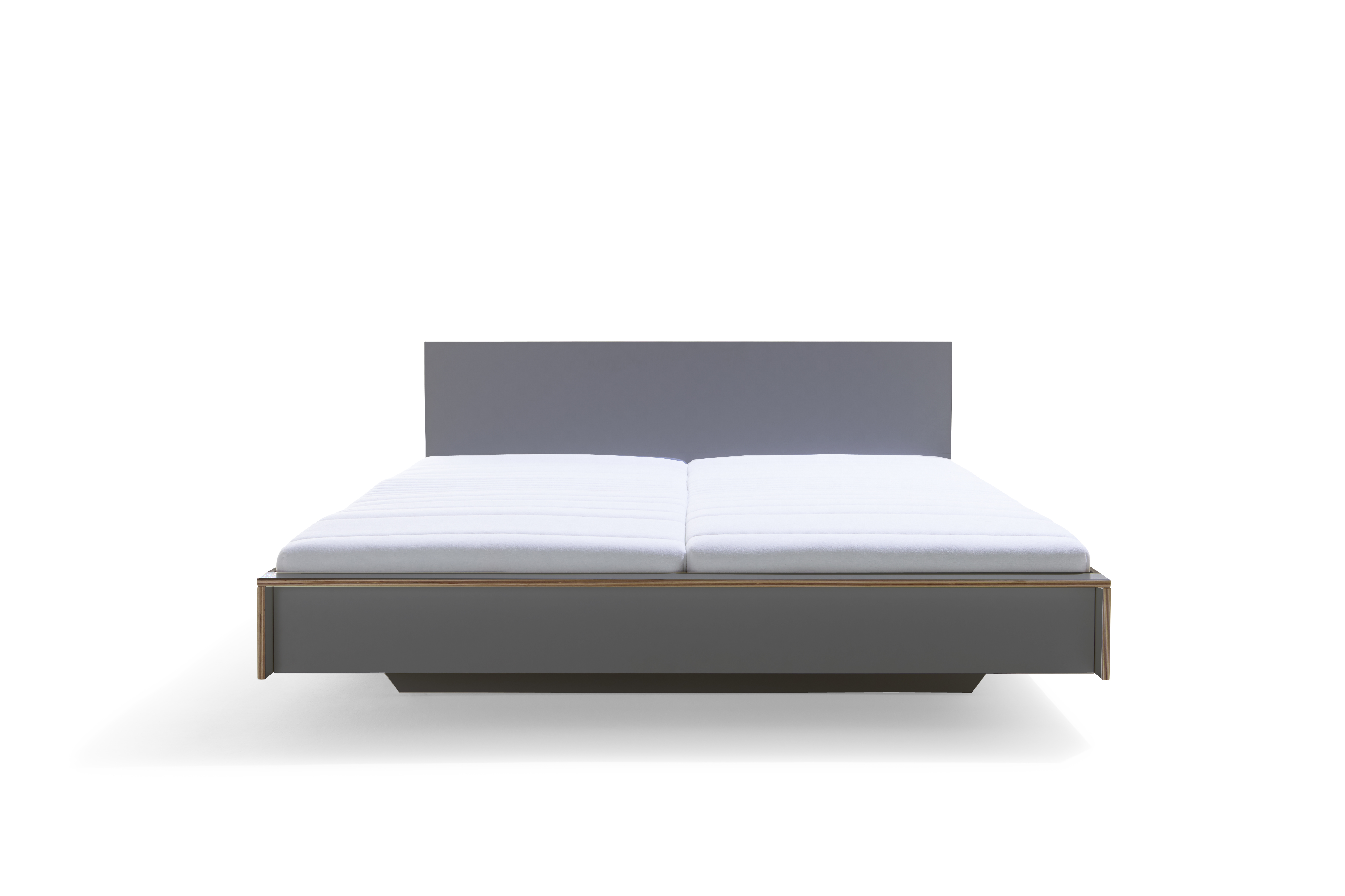 Bettgestell 160x220 Flai Bed Anthracite