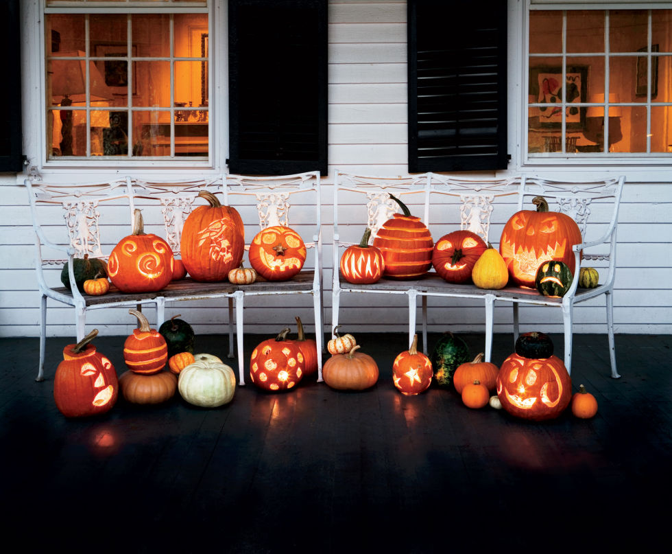 Ideas Para Decorar Halloween Ideas Para Decorar Tu Fiesta De Halloween Con Calabazas Mujer De 10