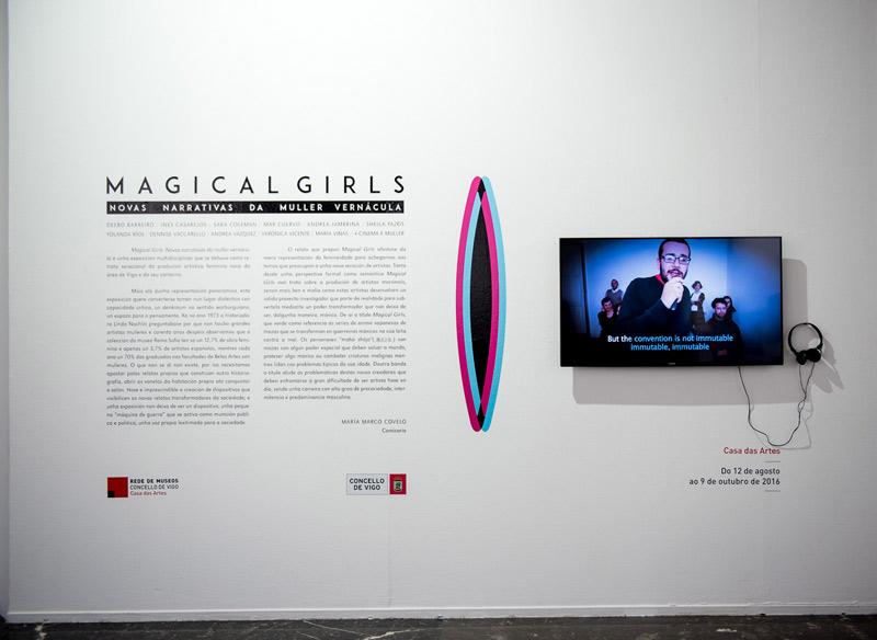 María Marco Covelo | Magical Girls | Proyectos Invitados | Mujeres Mirando Mujeres | MMM17