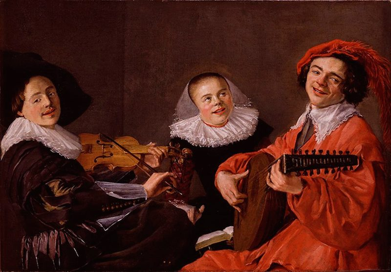 Diana Larrea. Tal día como hoy. artistas medievales, barrocas y renacentistas. Mujeres Mirando Mujeres. MMM18