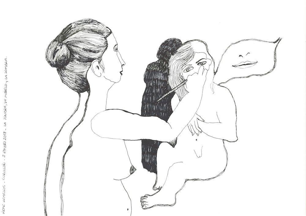 © Reme Remedios | Pilar Bonet | Mujeres Mirando Mujeres | MMM18