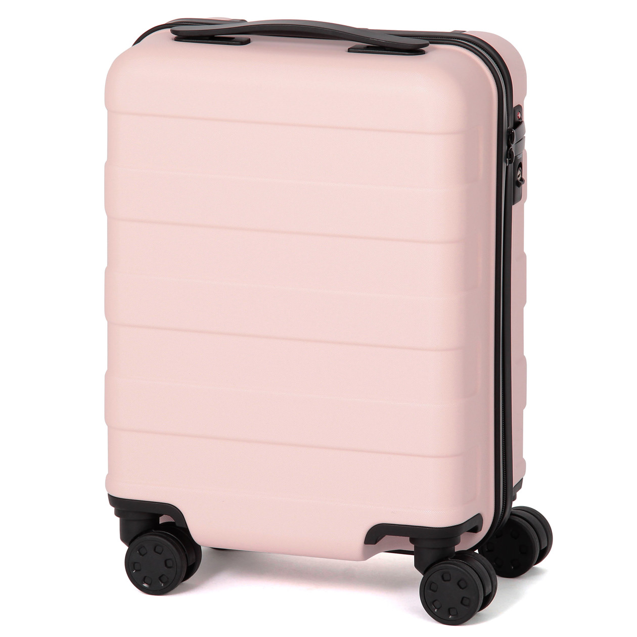 Valise Muji Polycarbonate Hard Carry Suitcase With Stopper Muji