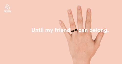Acceptance Ring - Until we all belong