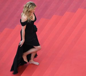 Julia Roberts no Festival de Cannes / Foto: Andreas Rentz/Getty Images