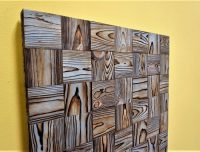 Reclaimed Wood Wall Art - ideasplataforma.com