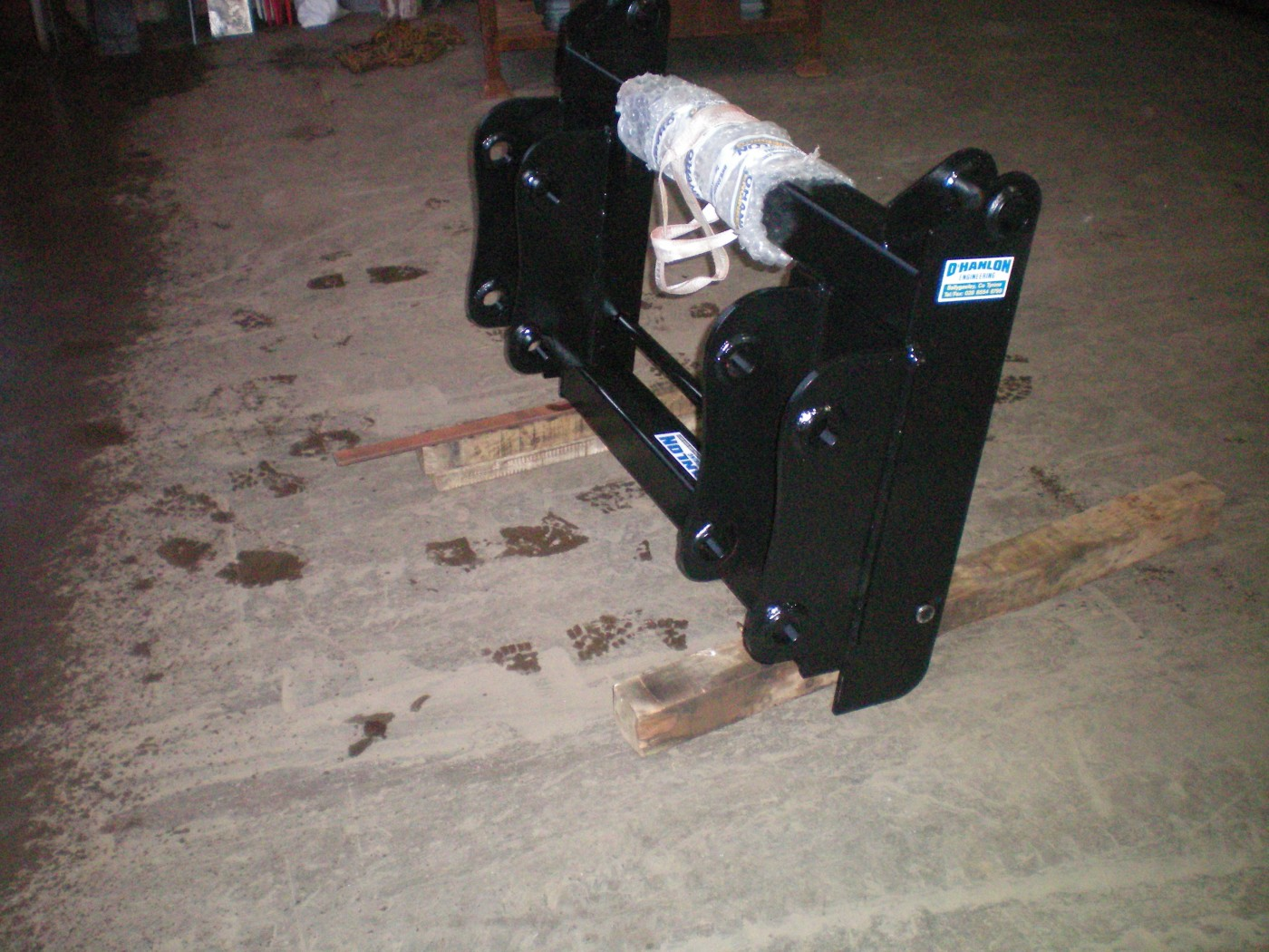Jcb 3cx To Jcb Q Fit Interchanger Multec Engineering