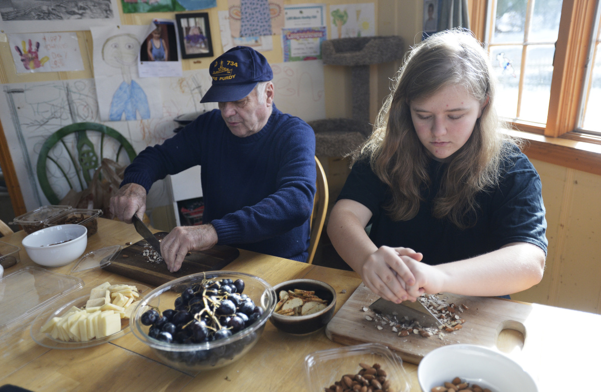 Family Küchen German Cookies Help Maine Family Maintain A 100 Year Old Tradition