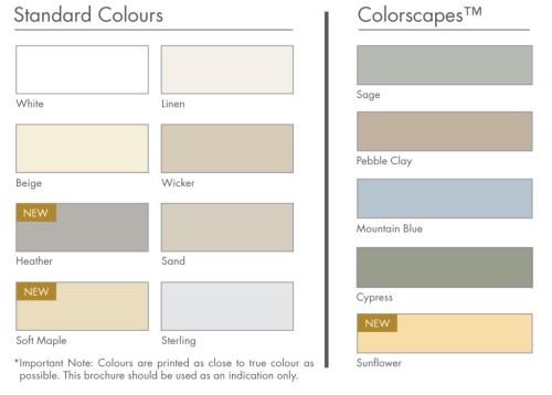 vinyl-color-range