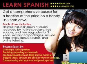 Spanish Course $49