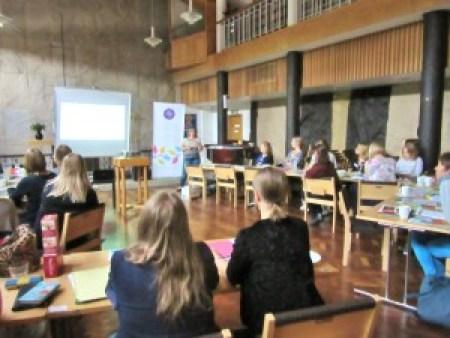 Multilingual Parenting Teacher Training