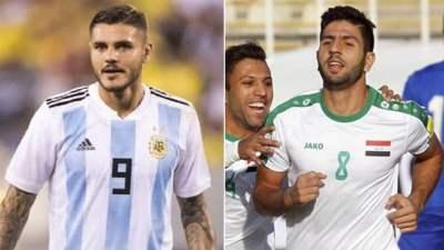 Sin Lionel Messi, Argentina le ganó a Irak por 4 a 0 [VIDEO]   Deportes   LaRepublica.pe