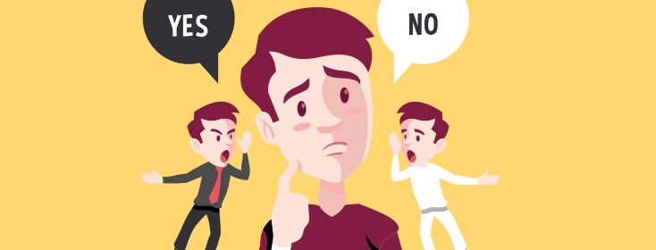 Learning the Power of Saying NO - Multiple Sclerosis