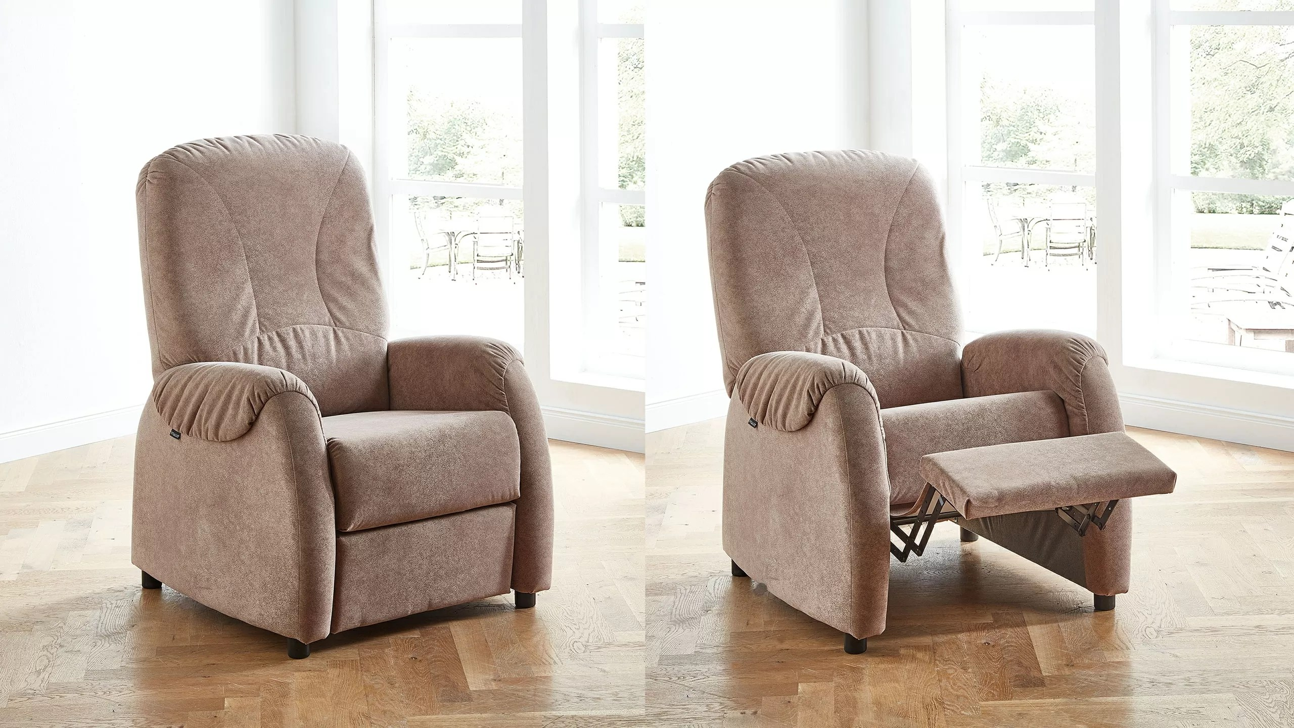 Xxl Sessel Beige Vitalus Sessel Beige | Tv-sessel | Sortiment | Multipolster