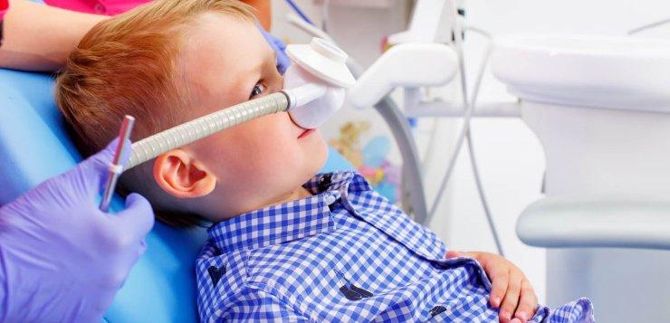 Znieczulenie ogólne w stomatologii dziecięcej