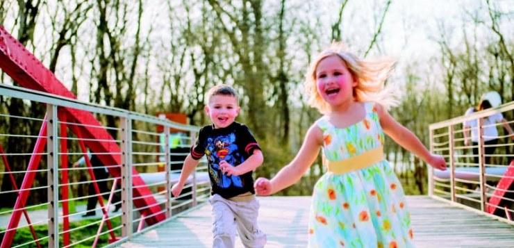 Gry i zabawy sportowe (nie tylko) dla bliźniaków