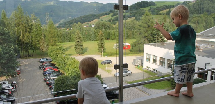 Wypoczynek w górach dla rodzin z dziećmi – Hotel*** Perła Południa