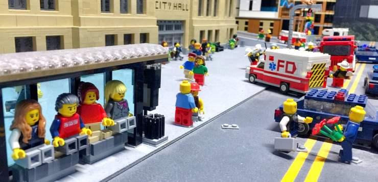 Zestawy Lego City – idealny prezent na Mikołajki