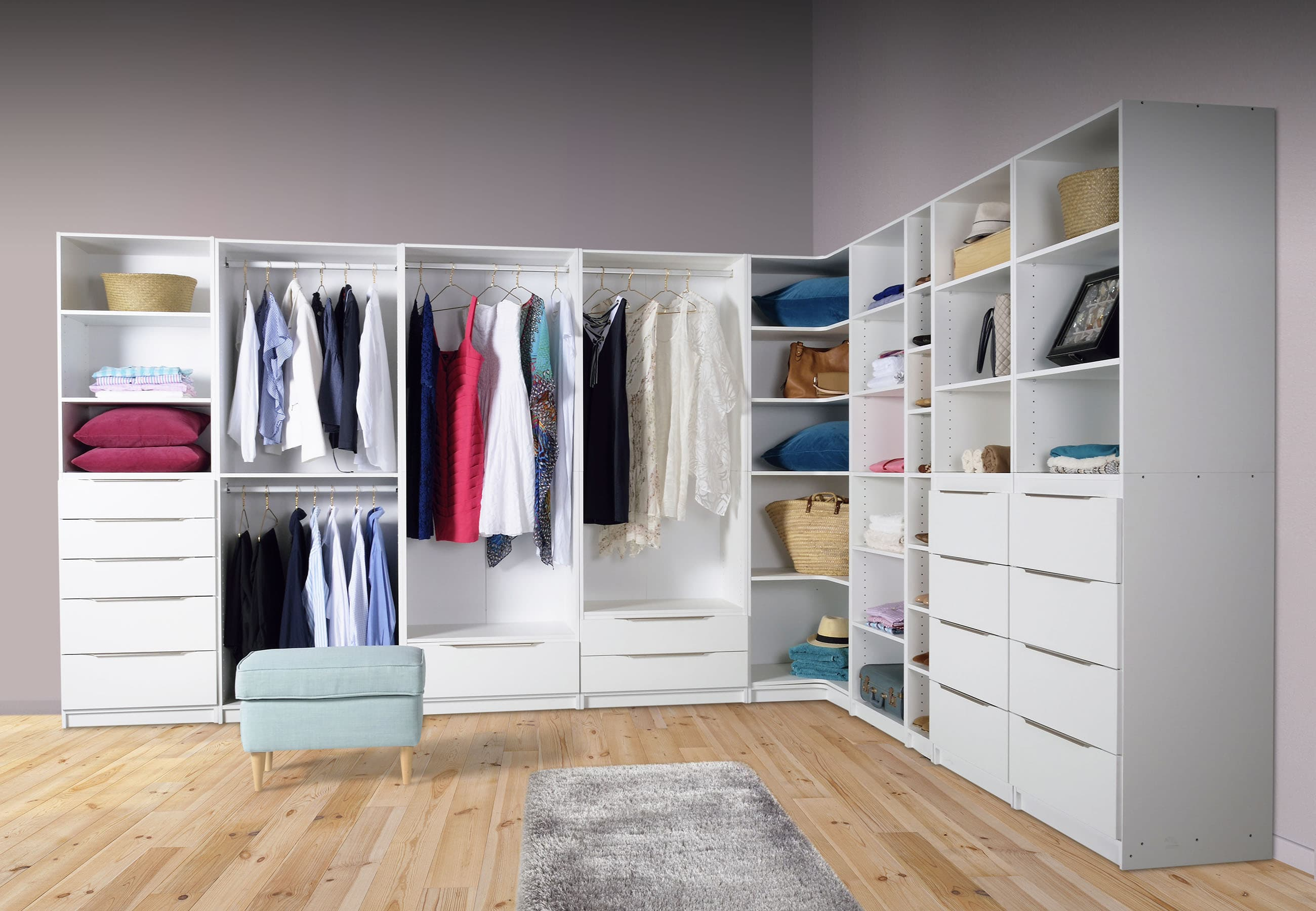The Wardrobe Perth Multistore Versatile Storage Units Multistore