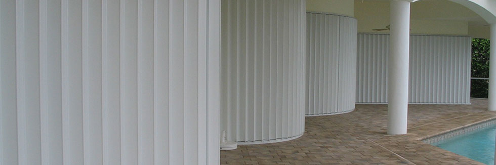 Accordion Shutters