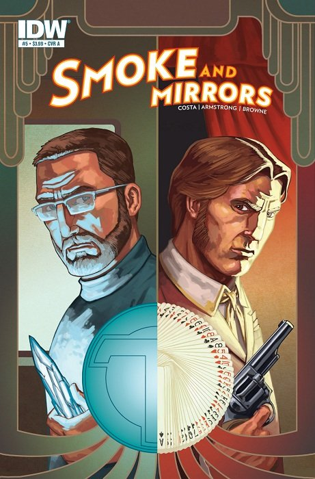 Smoke and Mirrors #5