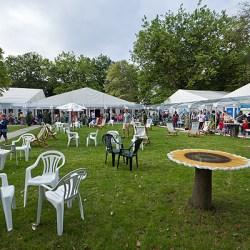 Edinburgh Book Festival - Stripped