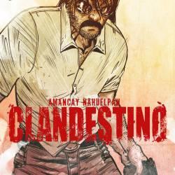 Clandestino #1 Cover