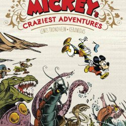 MICKEYS CRAZIEST ADVENTURES IDW