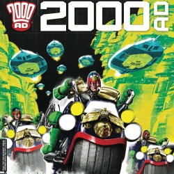 2000 ad prog 1991 feature