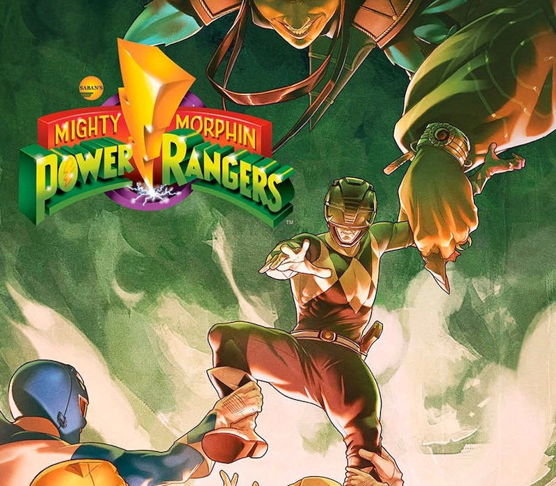 Mighty Morphin' Power Rangers #5 Featured