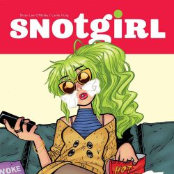 Snotgirl O'Malley cover square
