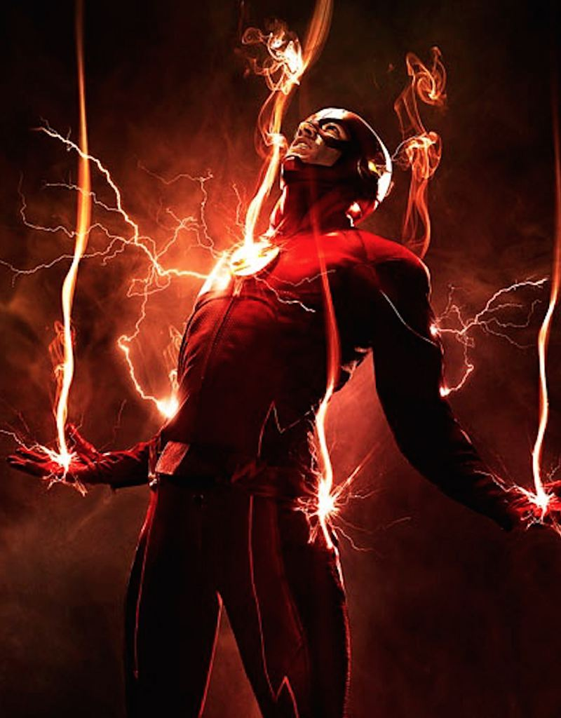 The Flash Season 2 Poster