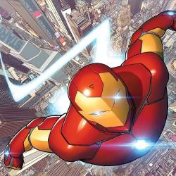Invincible Iron Man Featured Image