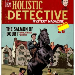 Dirk Gently: Salmon of Doubt #1