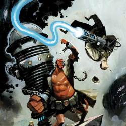 Feature: Hellboy and the B.P.R.D.: 1954 #2—Black Sun – Part 2