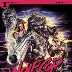 Wolfcop #1 Featured