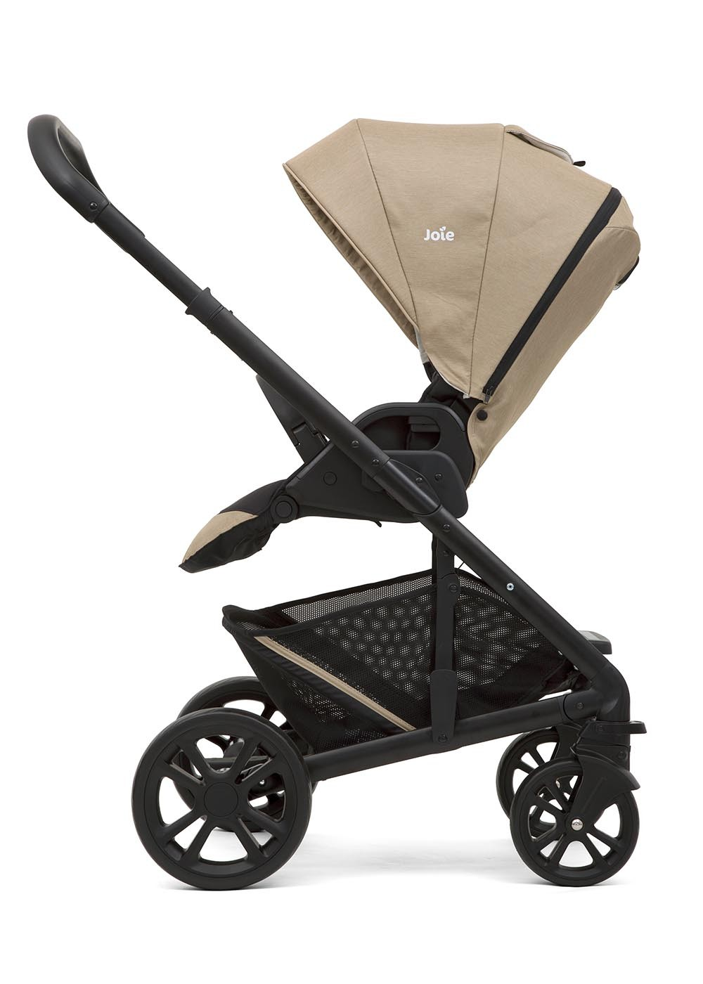 Travel System Joie Chrome Joie Chrome Baby Stroller With Reversible Seat Newborn Till