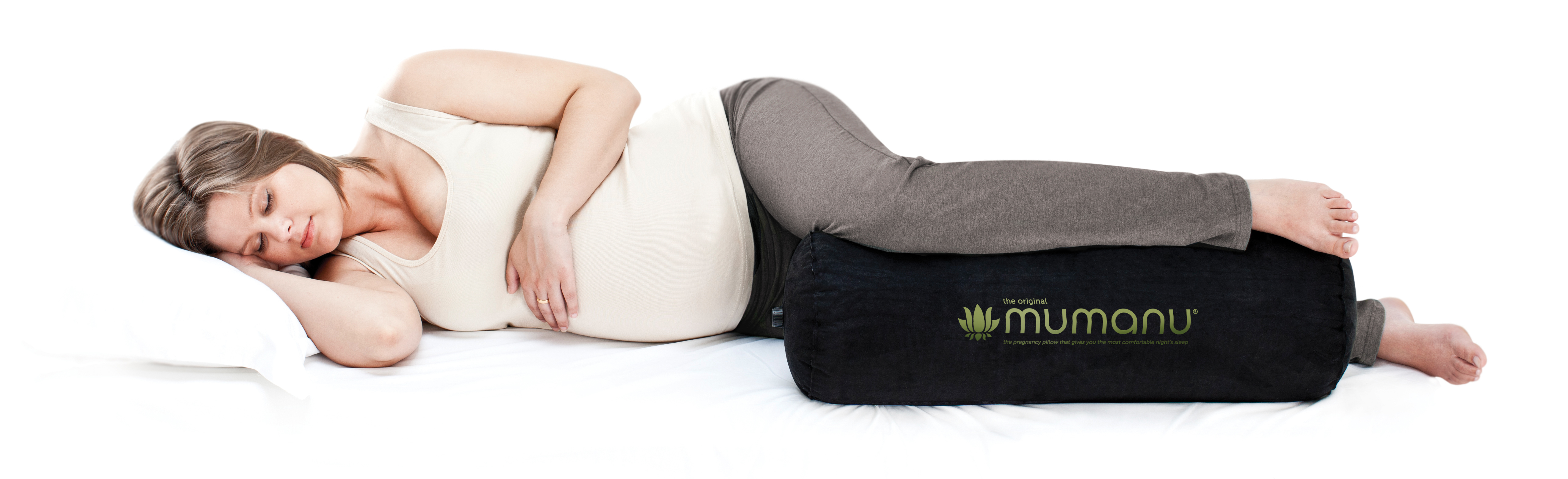 Best Pillow For Sleeping On Your Back The Most Comfortable Pregnancy Sleeping Position Mumanu