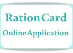 How to apply for Ration Card Online