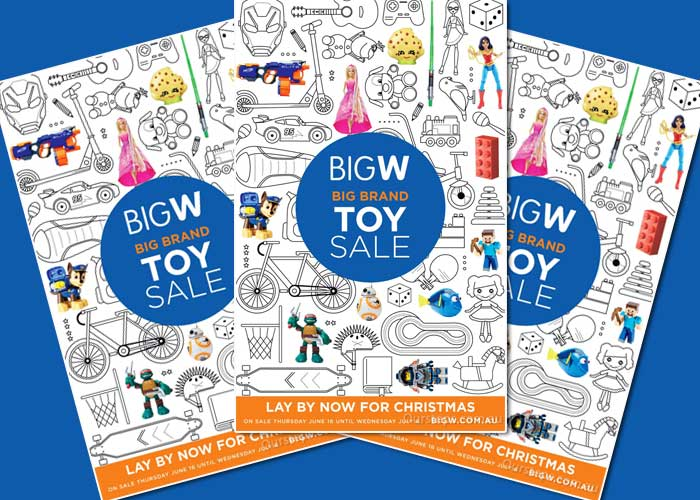 The 2016 Big W Toy Sale is Here with 112 Pages of Terrific Savings