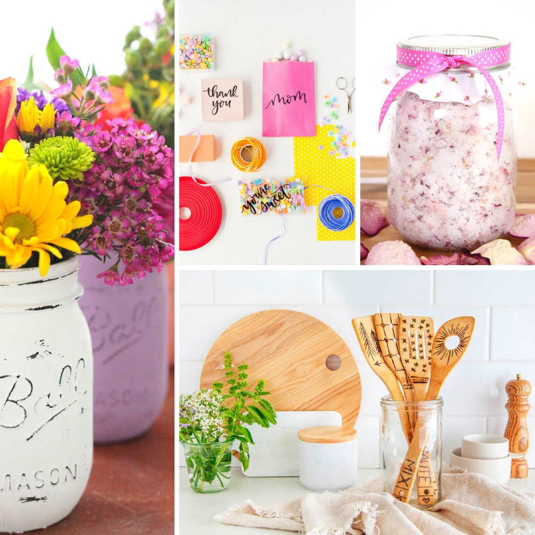 Diy Mothers Day Gifts From Baby 20 Last Minute But Still Fabulous Diy Mother 39s Day Gift