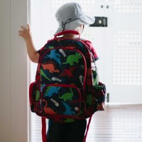 Stepping Outside the Bubble {my baby starts kindy}