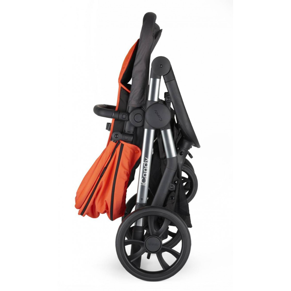 Pram Stroller Nz Icandy Orange Pram Double Buggy Built In Sibling Board