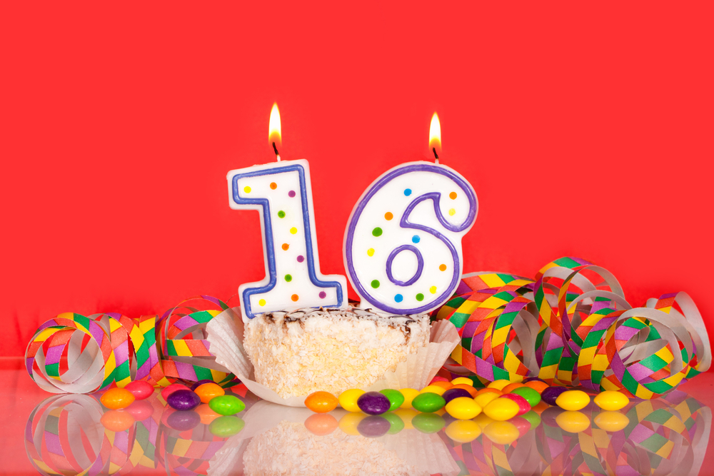 Great gift ideas for your daughter's sweet 16th