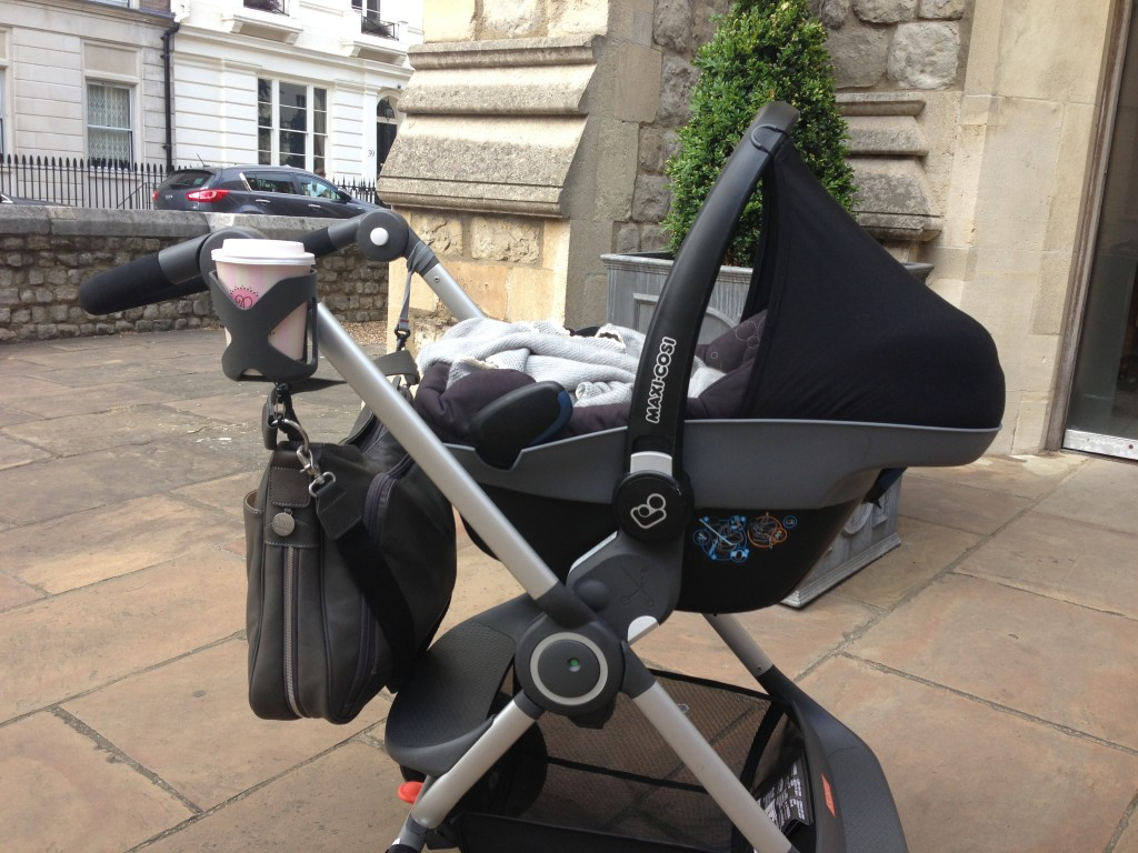 Stokke Maxi Cosi Car Seat 5 Signs We Ve Had A Baby In The Last Week Mummy In The City