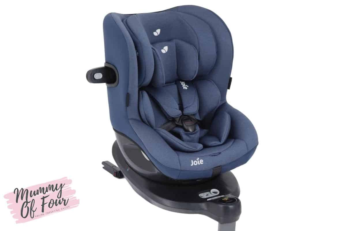 Joie 360 Isofix Installation Joie Spin 360 Isize Group 1 Car Seat Review Ad Mummy