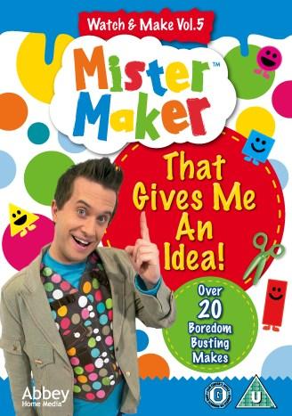 Mister Maker 2