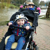 Little Mister at 18 months: words, wonder and, er, wee-wees!