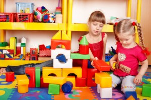 How to organise a play room