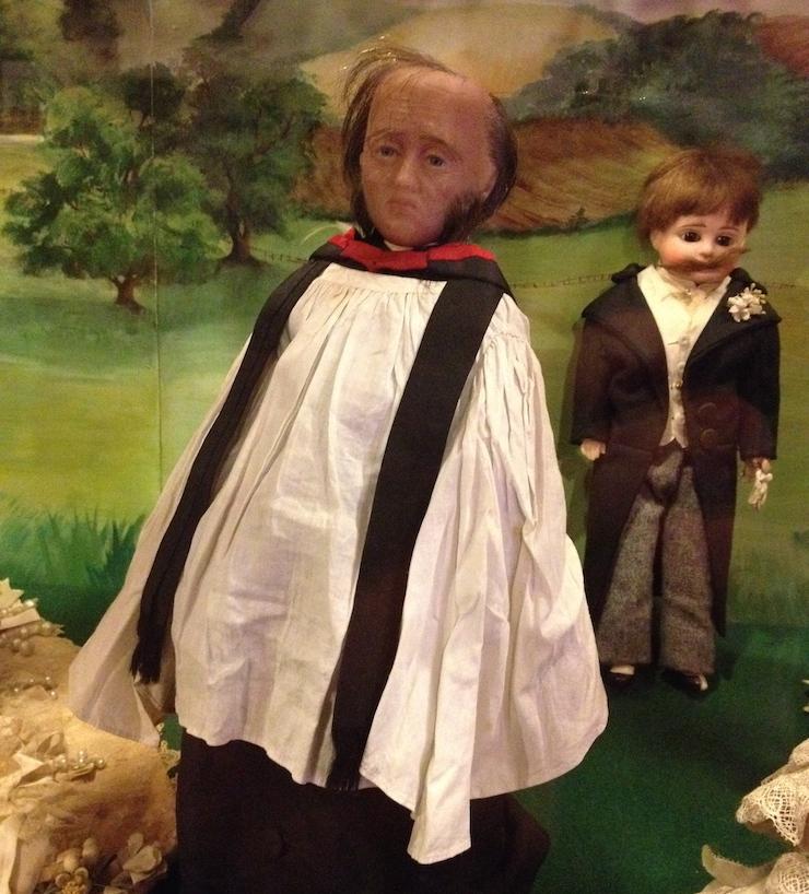 Penshurst Place Toy Museum. Copyright Gretta Schifano.