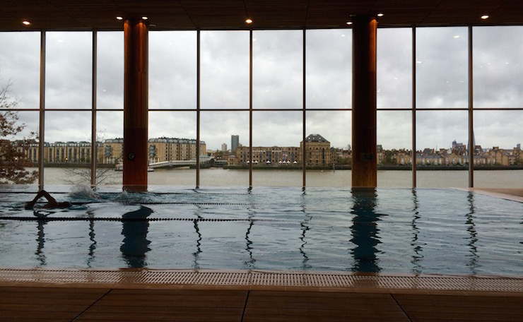 Four seasons canary wharf review mums do travel Canary wharf hotels with swimming pool